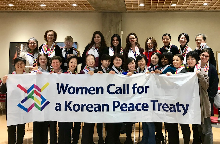 Northeast Asia Roundtable on Women, Peace and Security: Principles of Unity