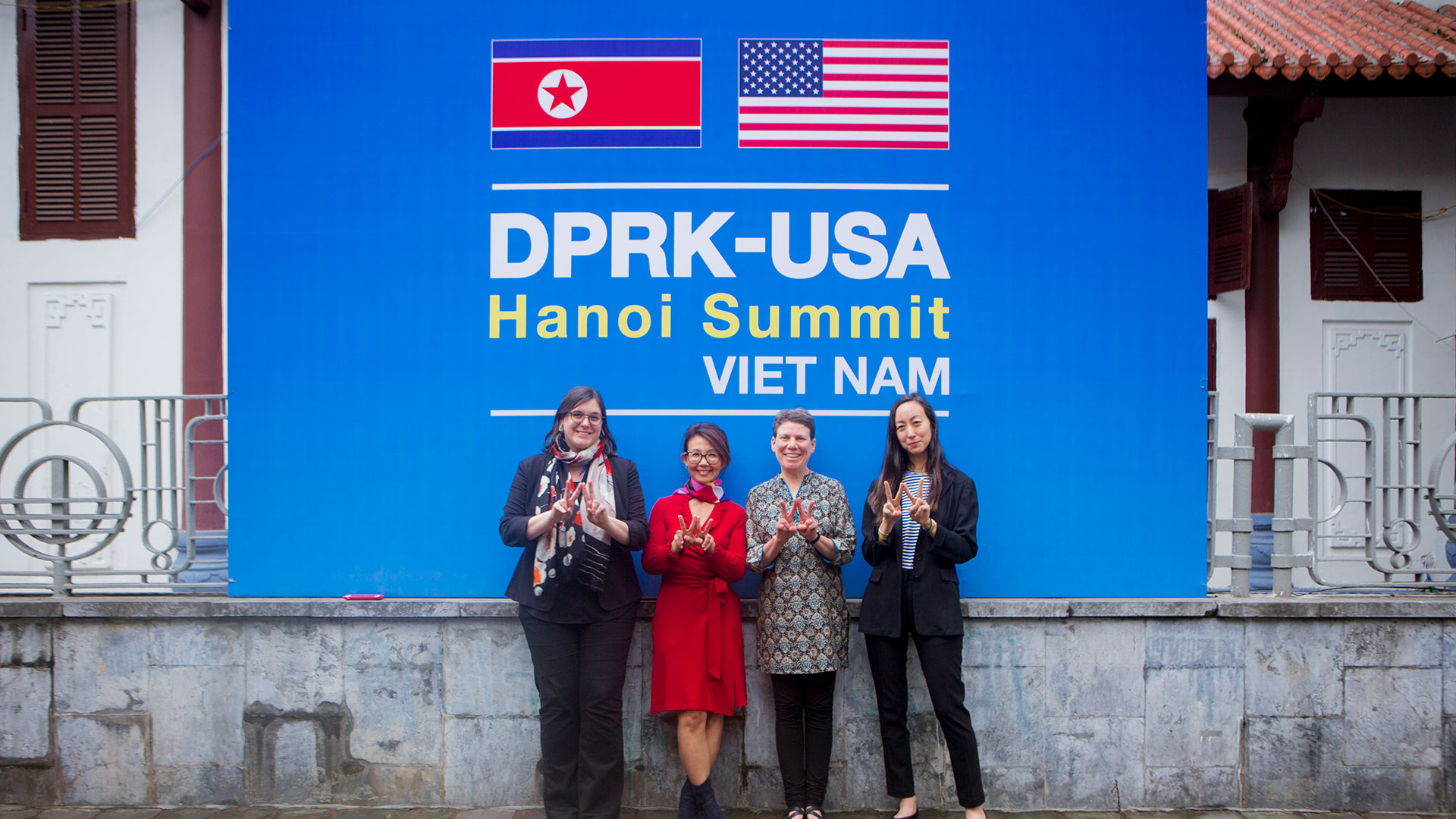 Leaders of Women's Peace Movements Respond to Outcome of Kim-Trump Summit
