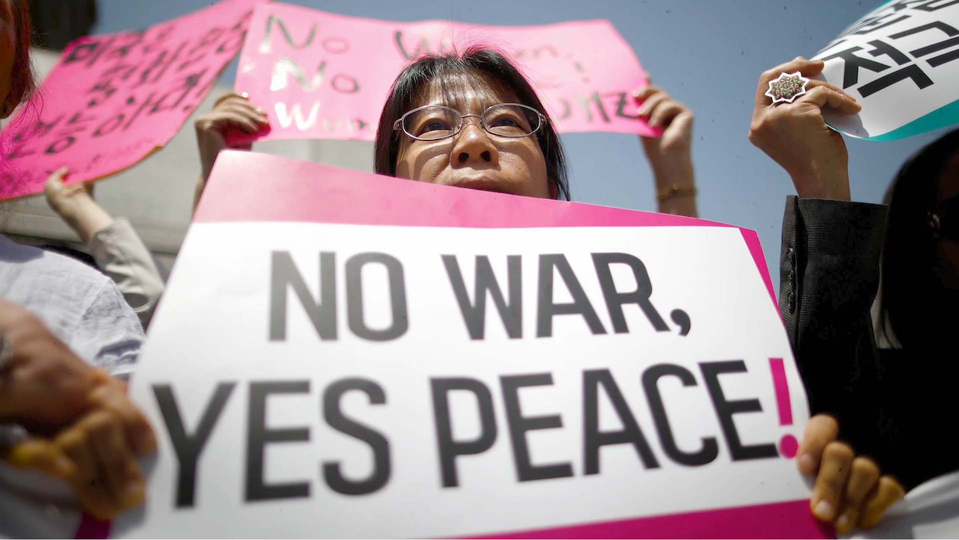 VIDEO: Why Women Need to Be Part of the Korea Peace Process